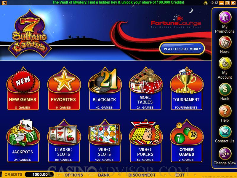 7 Sultans Casino Promotions