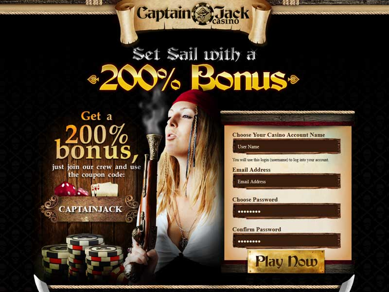 Captain Jack's Promotions