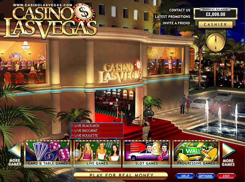 Casino Las Vegas Promotions