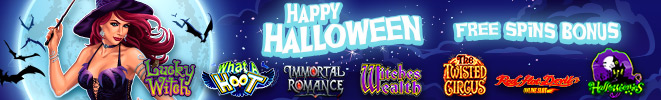 Happy Halloweenn Free Spins
