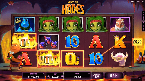 Hot As Hades Promotion