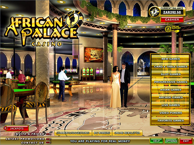 African Palace Promotions