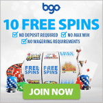 The April Marathon is now in motion – visit BGO to win £10,000