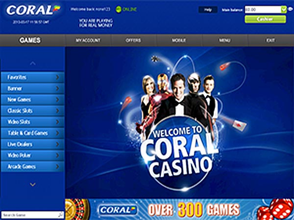 Coral Casino Promotions