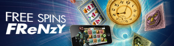 Free Spins Mobile Frenzy