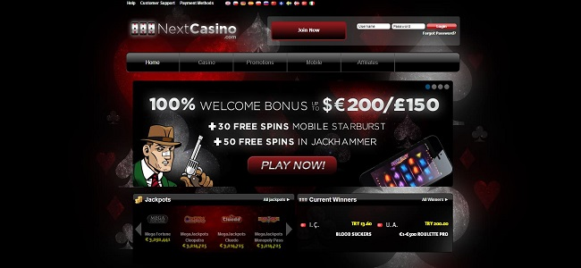 Next Casino Review