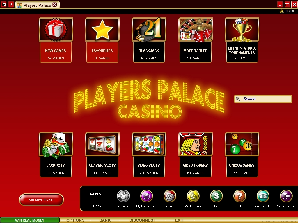 Players Palace Casino Promotions