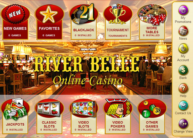 River Belle Casino Promotions
