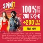 Rock round the Xmas Tree: €500K + 1 Million Free Spins from Spinit